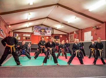 Morecambe Martial Arts & Junior Leadership Academy