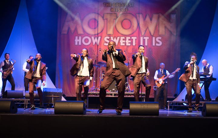Motown - How Sweet It Is