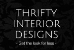 Thrifty Interior Designs
